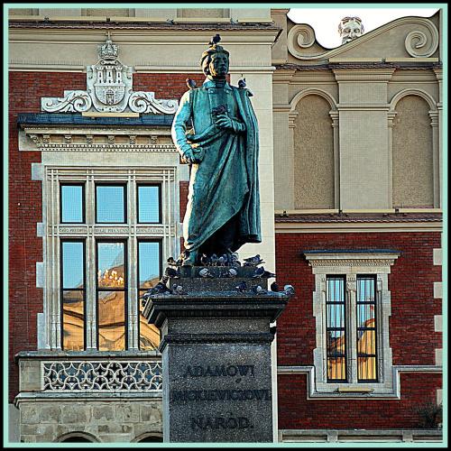 Pocztówka z Krakowa dla wszystkich Fotosikowców, w szczególności dla Nemo :)