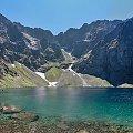 Czarny Staw pod Rysami... #arietiss #góry #krajobraz #panorama #Tatry