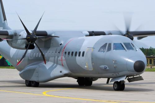 CASA C-295 M Poland - Air Force