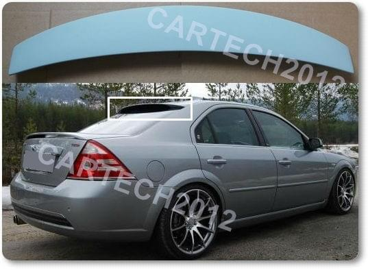 ford mondeo mk3 sedan rear window boot spoiler tuning ebay. Black Bedroom Furniture Sets. Home Design Ideas