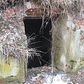 Eletrownia wodna na rzece Wieprz w Michalowie, piwnica pod ruinami #Michalów #ElektrowniaWodna #Wieprz