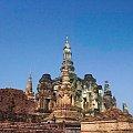 Świątynia Wat Mahathat #Phitsanulok #tajlandia #budda #świątynia