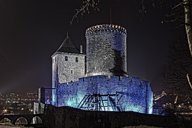Zamek w Będzinie III