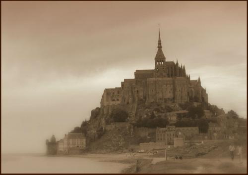 Normandia 2010, Mont Saint-Michel