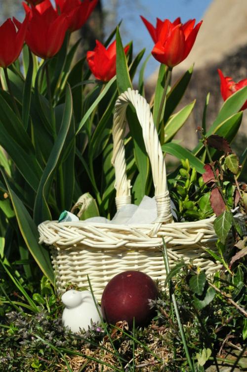 Wesoły dzień nam dziś nastał...Życzę wszystkim Wspaniałych, radosnych i cudownych Świąt Wielkanocnych!