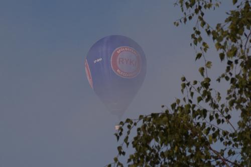 21 krakowskie zawody balonowe . zapraszam do Łapczycy 06 09 2014 godzina 17 :)))