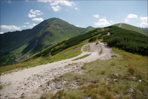 Tatry Zachodnie #Tatry #TatryZachodnie #góry #Lipiec2013
