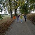 #spacer #KlasaII #jesień