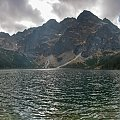 Morskie Oko... #arietiss #góry #krajobraz #panorama #Tatry