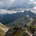 Szpiglasowy Wierch - 2172 m n.p.m. #arietiss #góry #krajobraz #panorama #Tatry