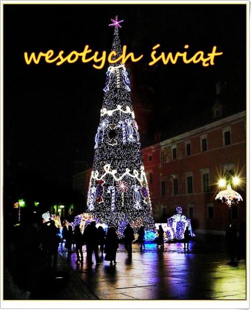 Zdrowych i radosnych świąt życzę wszystkim Fotosikowym fanom oraz Redakcji Fotosika.