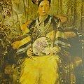 Cesarzowa Sici (stara, a młoda), dbała o urodę za pomocą mas perłowych #Chiny