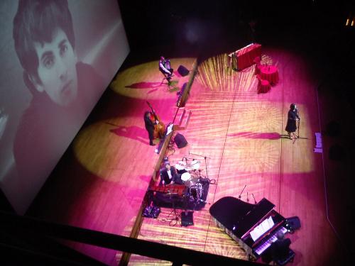 Koncert z okazji 100. rocznicy urodzin Piaf - ICE w Krakowie