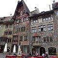 zabytki w Stein am Rhein #architektura