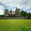 skansen w Svidniku (Słowacja) #architektura #skanseny #wsie