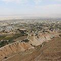 Widok z Cerkwi #bóg #cerkiew #chrystus #izrael #jerozolima #jerycho #kościół #nazaret #ZiemiaŚwięta
