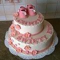 Tor na chrzciny #tort na #chrzciny #chrzciny #tort #okazjonalny #tort #torty