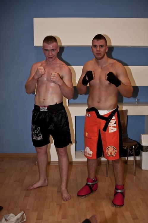 #kickboxing #juras #olszewski #GaleriaTwierdza #gala