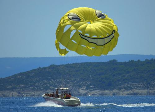 Na weekend - słoneczny uśmiech znad Makarskiej Riwiery :)))